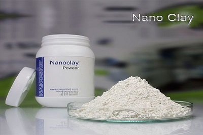 نانو ذرات خاک رس