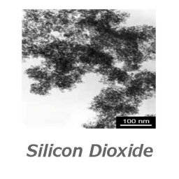 نانو ذرات سیلیکا