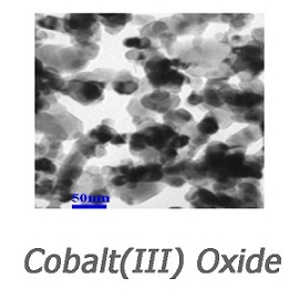 نانو ذرات  تری اکسید کبالت
