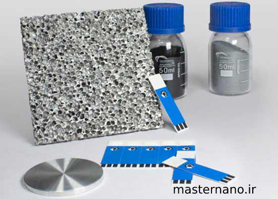 نانو پودر اکسید فلزی